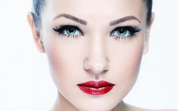 Правильный макияж по форме лица