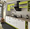 "Кухня Шарлотта комплект 2 метра лайм, ф-ка ""Сокме"", фото 4"