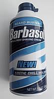 Пена для бритья Barbasol Arctic chill with mentol арктическая прохлада  283г