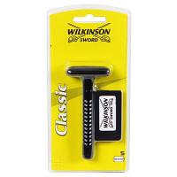 Классический станок  для бритья Wilkinson Sword  (Schick) Classic  + 5 лезвий