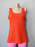 Женская майка футболка безрукавка стрейч оригинал Esmara Германия M 40 42 евро