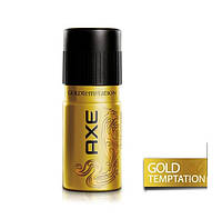 Дезодорант-аэрозоль   AXE  Gold Temptation  150 мл