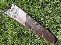 Чехол для шампуров №6 на 650 мм, КОЖА, прочный и надежный, фото 1