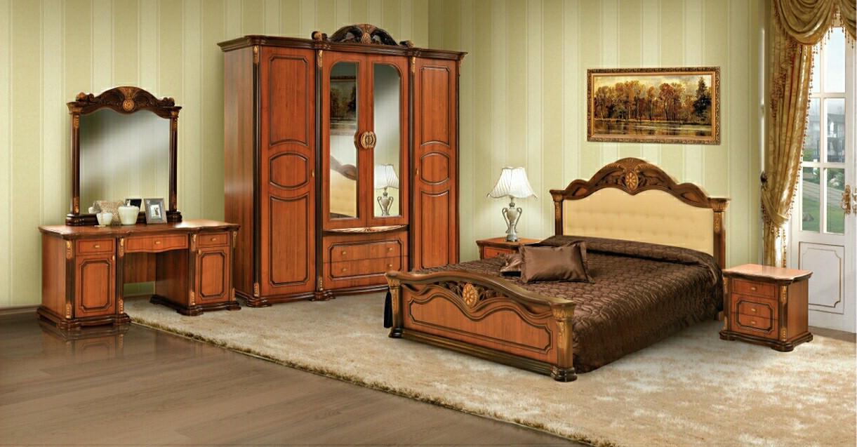"""Спальня """"Марокко"""" орех"""
