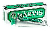 Зубная паста Marvis Classic Strong Mint MINI 25 мл.