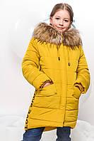 Удлиненное детское пальто  от производителя