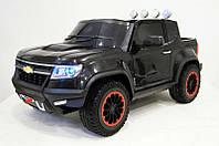 Детский электромобиль Chevrolet А1602, 4 Х 45W, черный