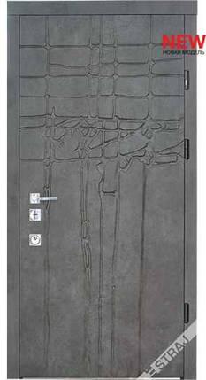 """Входные двери """"Страж"""" Prestige, Стоун, фото 2"""