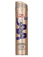 Лак для волос Wellaflex  Объем для тонких волос  супер-сильной фиксации 250 мл