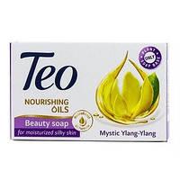 """Туалетное мыло Teo Nourishing Oils Mystik Ylang-Ylang """"Иланг-иланг"""" 100 г"""