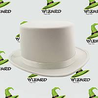 Шляпа Цилиндр атласный