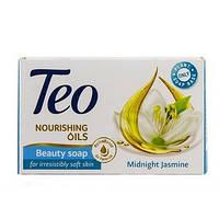 "Туалетное мыло Teo Nourishing Oils Midnight Jasmine  ""Полночный жасмин"" 100 г"