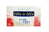 Мыло Tete-a-Tete (Тете-а-тете) milr rich formula Sweet & Sensual 100 г