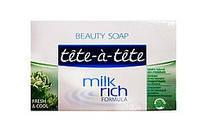 Мыло Tete-a-Tete (Тете-а-тете) milr rich formula Fresh & Cool 100 г