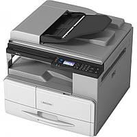 Черно-белый МФУ Ricoh MP 2014AD для небольших офисов. Принтер/сканер/копир. Формат А3.