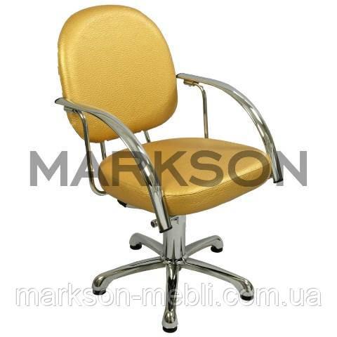 Парикмахерское кресло на пятилучье ZD-308