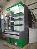 Горка холодильная Росс Модена б/у, холодильный регал Модена бу, фото 2