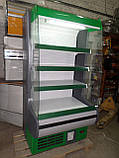 Горка холодильная Росс Модена б/у, холодильный регал Модена бу, фото 3