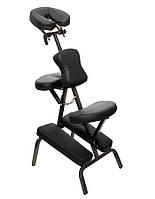 Массажный стул с сумкой чёрный HY-1002
