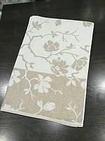 Простынь махровая САКУРА 150*208 хб-лен