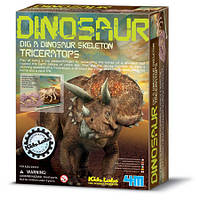 """Раскопки динозавра """"Трицератопс"""""""