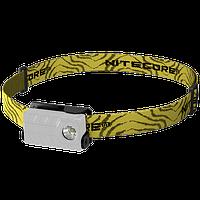 Фонарь налобный Nitecore NU20 (Сree XP-G2 S3, 360 люмен, 6 режимов, USB), белый