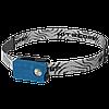 Фонарь налобный Nitecore NU20 (Сree XP-G2 S3, 360 люмен, 6 режимов, USB), синий