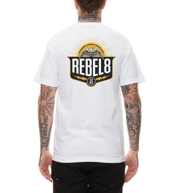 Футболка принтом rebeleight