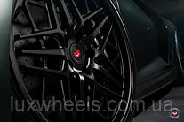 Audi R8 на дисках Vossen ML-R3
