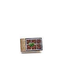 """Шкатулка-книга на магните мини """"Зерна кофе"""""""