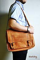 """Кожаная сумка """"Франческа"""""""