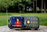 Противоударный телефон Land Rover (DBEIF D2016) 2 сим,2,8 дюйма,двойной фонарик,TV,13800 мА/ч., фото 5