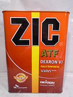 ATF Dexron VI ZIC 4л, фото 1