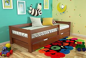 Односпальная деревянная кровать Альф Arbor