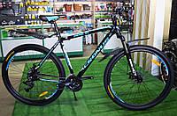"""Велосипед Cronus Diesel X4 29"""" черно-синий"""