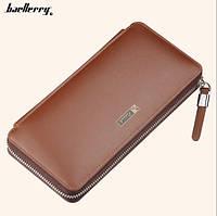 Клатч портмоне Baellerry S1382L_br  светло-коричневый