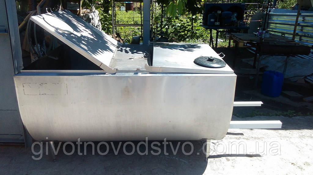 Охладитель молока 600л б/у с новым компресорным агрегатом - ФОП Куринная Е.А. в Днепре