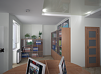 Дизайн-проект офиса, Офис 2