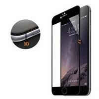 Защитное стекло 3D Rinco for iPhone 6 black