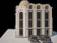 Проект офисного здания, Офисный центр Подол