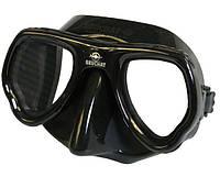 Маска подводной охоты Beuchat Micro Max; чёрная