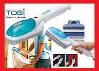 TOBI Travel Steamer Ручной отпариватель для одежды. Хорошее качество. Доступная цена. Дешево. Код: КГ1544