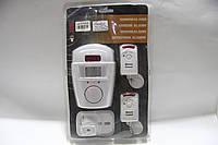 Уценка***Сенсорная сигнализация [105 ]Remote Controlled Mini Alarm  UC1980