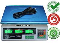 Весы торговые Олимп ACS-A9 (40 кг), фото 1