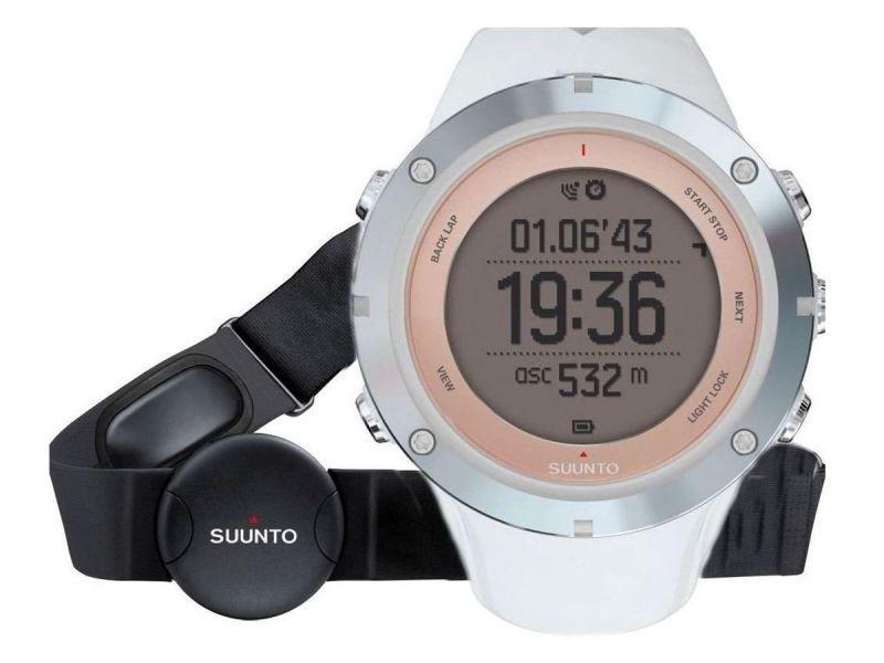 Спортивний годинник Suunto Ambit3 Sport Sapphire HR ss020672000