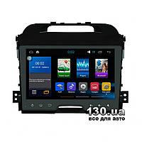 Штатная магнитола Sound Box Star Trek ST-4443 на Android с WiFi, GPS навигацией и Bluetooth для Kia