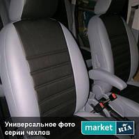Модельные чехлы на сиденья ТагАЗ Santa Fe Classic 2007-2010 (Robinzon) Компл.: Полный комплект (5 мест)
