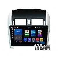 Штатная магнитола Sound Box Star Trek ST-4410 на Android с WiFi, GPS навигацией и Bluetooth для Toyota