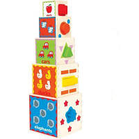 Пирамида для игры, E0413