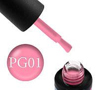Гель-лак для ногтей Naomi Plastic Geometry № 01